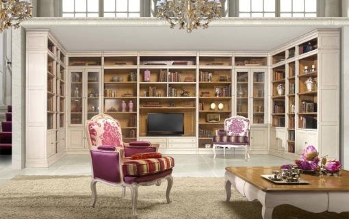 Muebles Milán librería